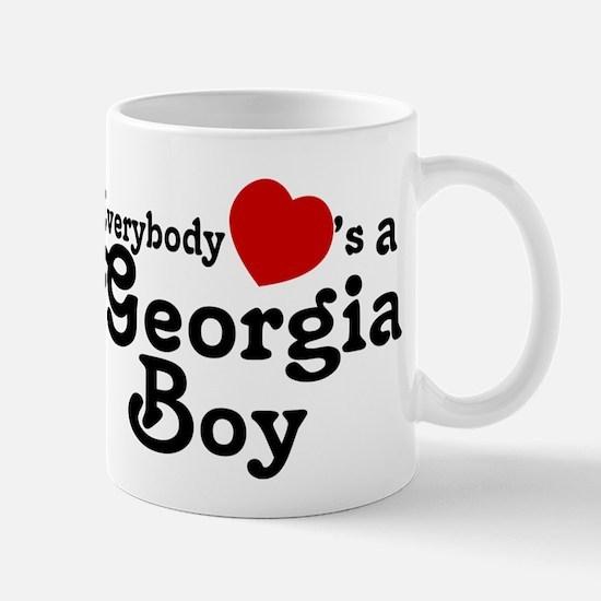Everybody Hearts a Georgia Bo Mug