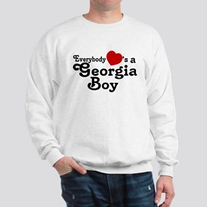 Everybody Hearts a Georgia Bo Sweatshirt