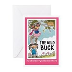 10 Pack Blank Inside Greeting Cards