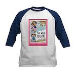 Child's Baseball Jersey- Three Colors