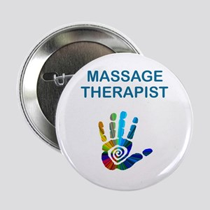 "MASSAGE THERAPIST 2.25"" Button"