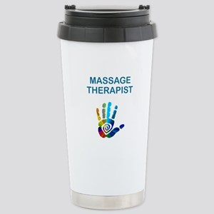 MASSAGE THERAPIST Stainless Steel Travel Mug