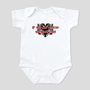 If You Ain't SHQIP ... Infant Bodysuit