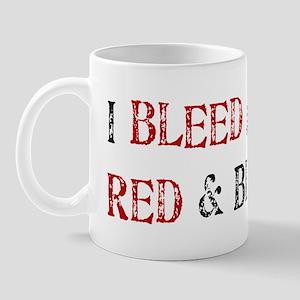 Bleed Red & Black Mug