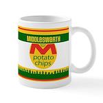 Middleswarth Regular Potato Chips Mugs