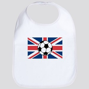 UK Soccer Flag Bib