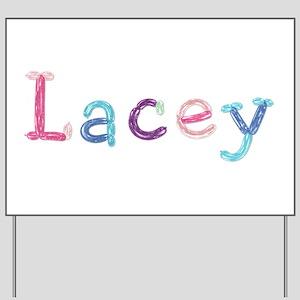 Lacey Princess Balloons Yard Sign