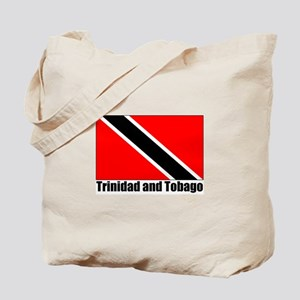 """Trinidad Flag"" Tote Bag"