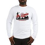 St. Louis Cornhole Long Sleeve T-Shirt