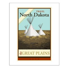 Travel North Dakota Posters