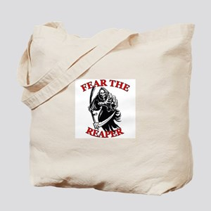 Fear The Reaper Tote Bag