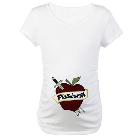 Sword & Apple Maternity T-Shirt