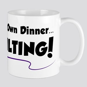 Make Your Own Dinner Mug