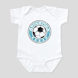 Argentina Soccer (distressed) Infant Bodysuit