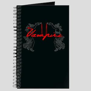 Vampire Blood Dance Journal