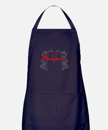 Vampire Blood Dance Apron (dark)