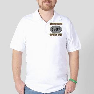 Manufactured 1967 Golf Shirt