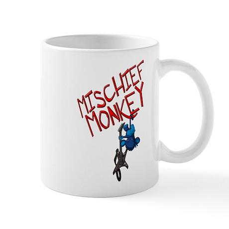 Mischief Monkey Mug