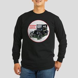 The Center Door Coupe Long Sleeve Dark T-Shirt