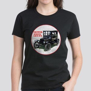 The Center Door Coupe Women's Dark T-Shirt