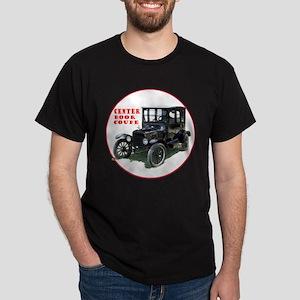 The Center Door Coupe Dark T-Shirt
