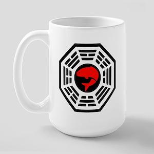 Red Herring Dharma Large Mug