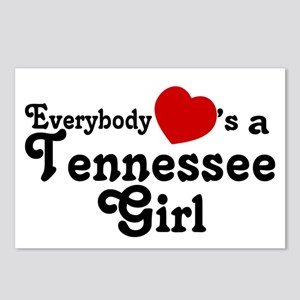 Everybody Hearts a Tennessee Postcards (Package of