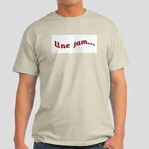 Une Jam Shqiptare Light T-Shirt