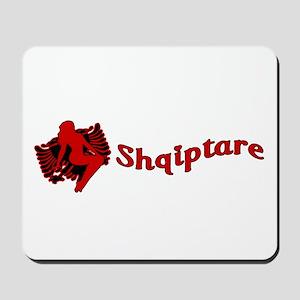 Une Jam Shqiptare Mousepad