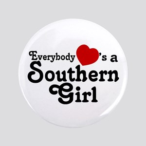 "Everybody Hearts a Southern G 3.5"" Button"