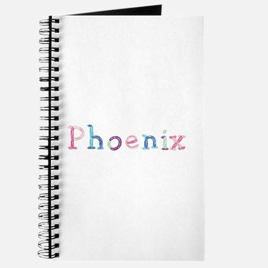Phoenix Princess Balloons Journal