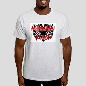 Albanian Blood Light T-Shirt