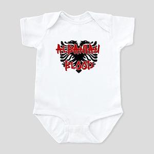 Albanian Blood Infant Bodysuit