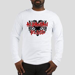 Albanian Blood Long Sleeve T-Shirt