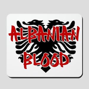 Albanian Blood Mousepad