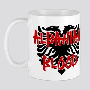 Albanian Blood Mug
