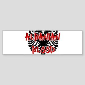 Albanian Blood Sticker (Bumper)