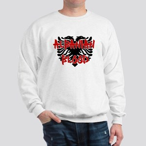 Albanian Blood Sweatshirt