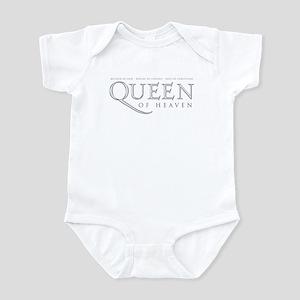 Queen of Heaven Infant Bodysuit