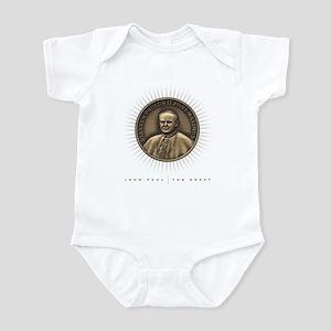 John Paul the Great Infant Bodysuit