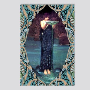 Circe Invidiosa Postcards (Package of 8)