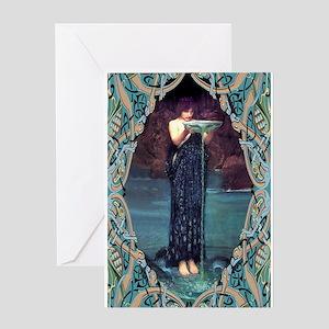 Circe Greeting Card