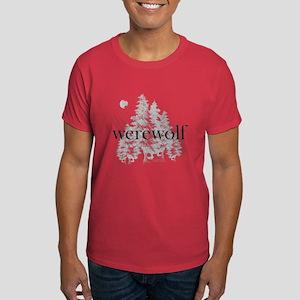 Werewolf Forest Dark T-Shirt