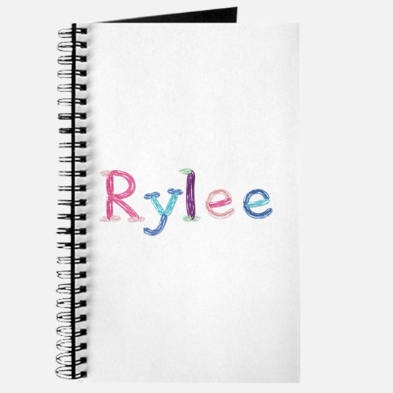 Rylee Princess Balloons Journal