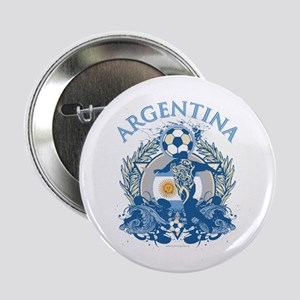"Argentina Soccer 2.25"" Button"