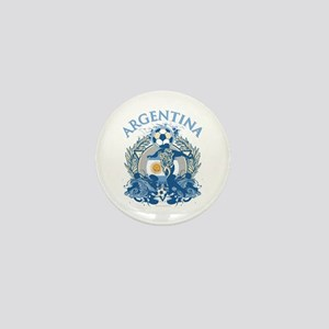 Argentina Soccer Mini Button