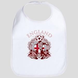 England Soccer Bib
