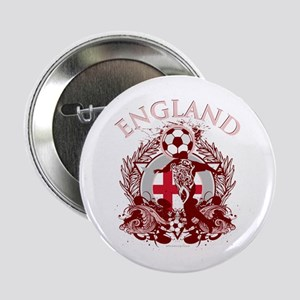 """England Soccer 2.25"""" Button"""