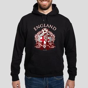 England Soccer Hoodie (dark)