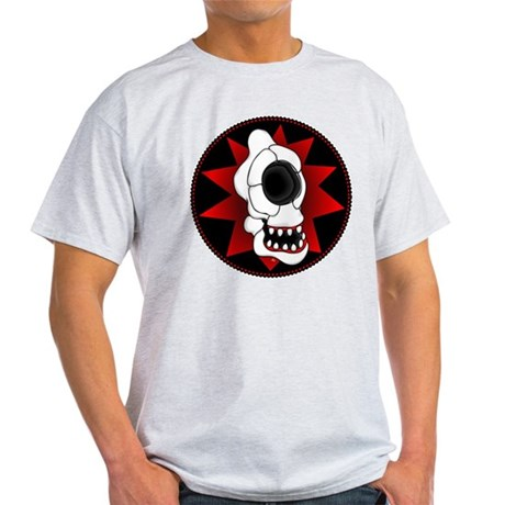 CYCLOPS SKULL 4r Light T-Shirt